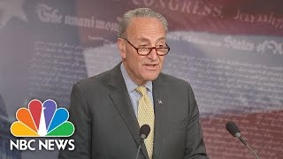 Chuck Schumer Calls On Jeff Sessions To Resign Over Misleading Russia Testimony | NBC News