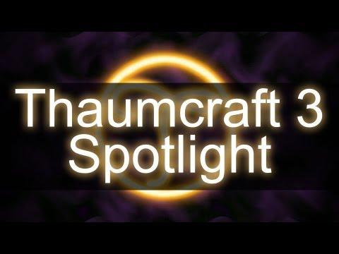 Minecraft - Thaumcraft 3 - How to get started