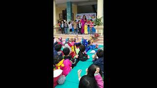 Chúc mừng sinh nhật các bé Tháng 2 - Trường Mầm non Lê Hồ