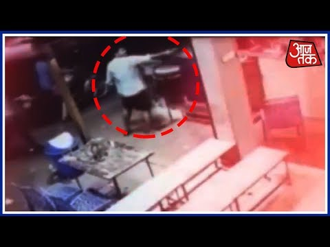 Criminal Raj In UP! Gunfire Erupts In A Muradabad Hotel Over Bill Settlement