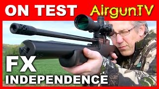 FIRST LOOK: FX Independence air rifle PCP