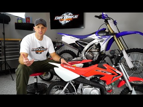 Honda CRF50F Review - Best bike for kids to learn how to ride -4K - Episode 102