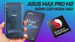 Mở hộp Asus Max Pro M2 chính hãng đầu tiên tại Việt Nam