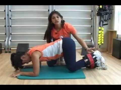Exercícios para pernas e culote