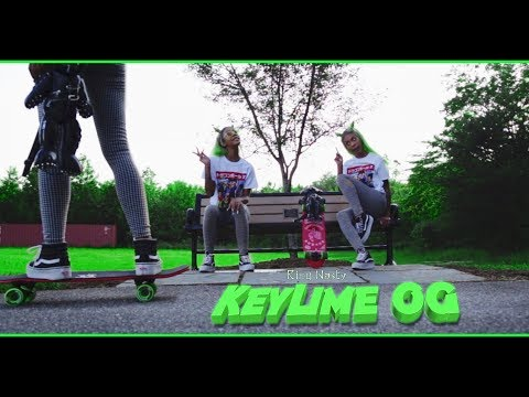 Watch Video Rico Nasty - Key Lime OG Official Video