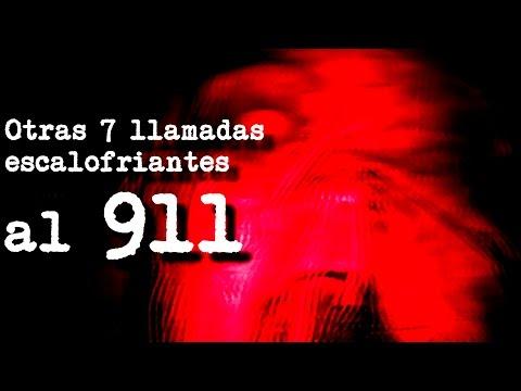Otras 7 llamadas escalofriantes al 911