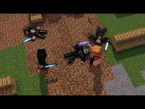 Skywars Minecraft Анимация Hypixel