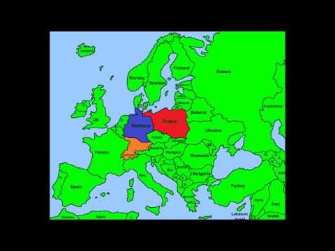 the future of europe ep 1: Wars & Sutff NOT POLITICAL
