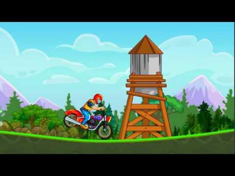 Motorcycle Racer Bike Games Racing Action & Adventure Games Gameplay Video