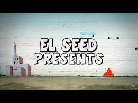 Eid Mubarak Graffiti Animation - eL Seed