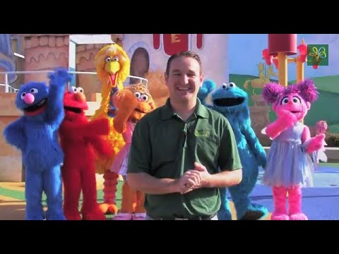 Sesame Street® Forest of Fun™ 5th Birthday Celebration | Busch Gardens® Williamsburg VA