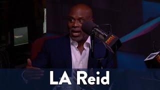 "LA Reid Talks Juicy Stories in ""Sing to Me""  5/7 | KiddNation"