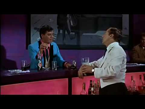 Mr love Cocktail, extrait de Docteur Jerry et Mister Love (1963)