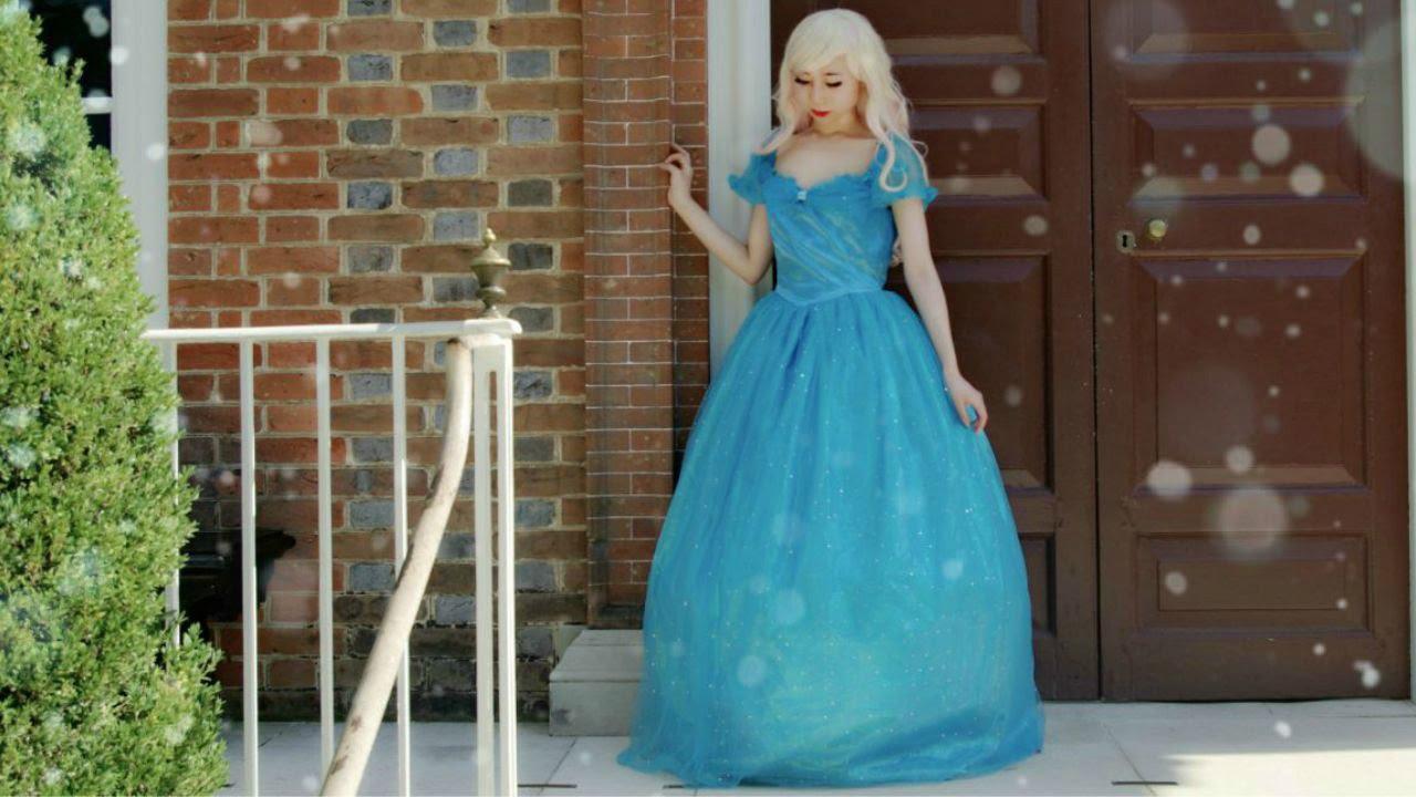 Disneys Cinderella Makeup Tutorial  YouTube