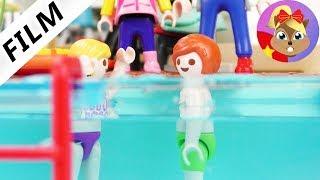 Phim ngắn Playmobil : Julian và các bạn chung lớp được đi công viên nước vào cuối tuần
