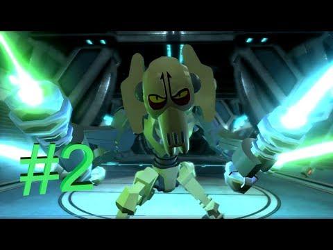 LEGO Star Wars 3: TCW. Прохождение - #2 «Дуэль Дроидов»
