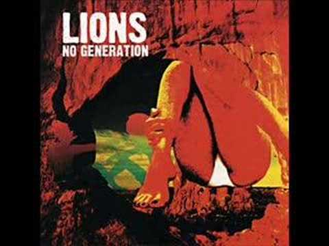 Lions - White Angel