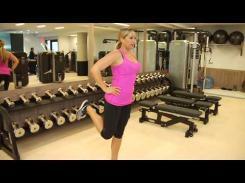 Standing Leg Curl Without a Machine : Easy & Effective Exercises Image 1