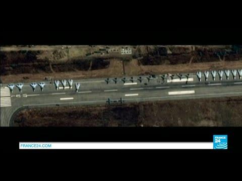 War in Syria: Barack Obama to meet president Vladimir Putin over Russian build up
