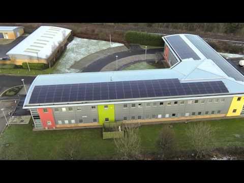 Saving Energy Solar PV Arch & Fergy Installations