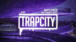 Taw - Battlefield (ft. Drama B & B.Kelly)