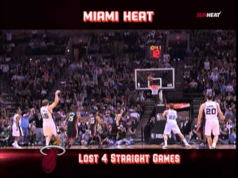 March 08, 2011 - Sunports - Game 64 Miami Heat Vs. Portland Trailblazers - Loss (43-21)