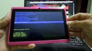 Hard Reset no tablet Navcity (NT-1711) #UTICell