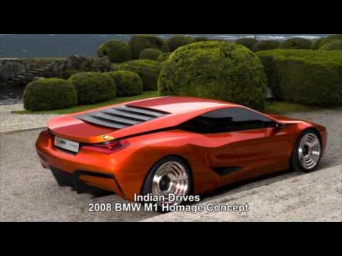 2008 BMW M1 Homage Concept : Details
