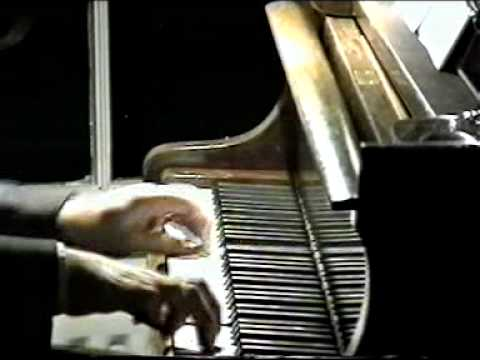 David Newton solo piano