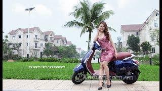 THẾ GIỚI XE ĐIỆN - [ BEST VIDEO ] YẾN XÔI GIỚI THIỆU XE ĐIỆN VESPAS DIBAO