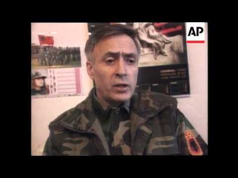 KOSOVO/FRANCE: KOSOVO PEACE TALKS HIT TROUBLE (V)