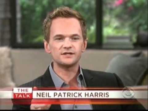 Neil Patrick Harris @ The Talk