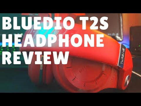 BLUEDIO T2S TURBINE WIRELESS BLUETOOTH HEADPHONE (Unboxing and Review)