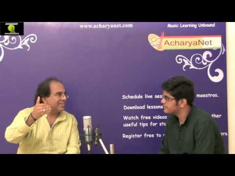 Dr Sriram Parasuram teaches a Tukaram Abhang