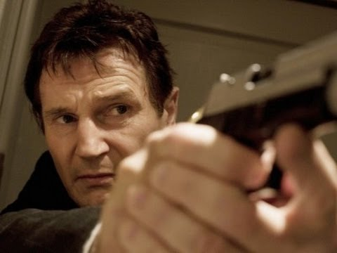Liam Neeson as James Bond - Trailer