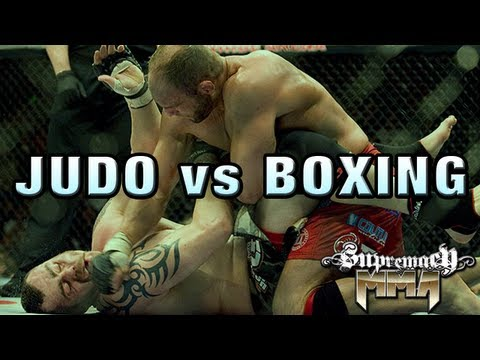 Supremacy MMA - Judo vs. Boxing Image 1