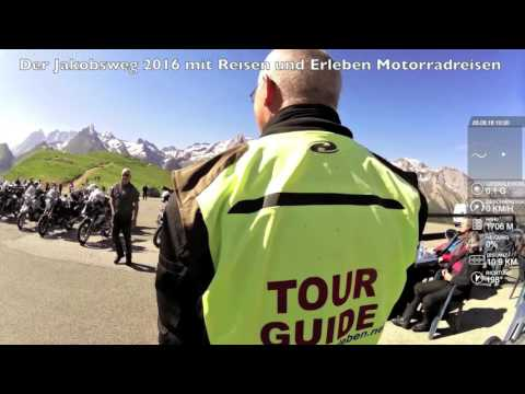 Jakobsweg 2016 Mit Reisen Und Erleben Motorradreisen