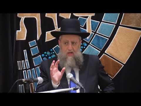 הרב דוד יוסף בעל הלכה ברורה שיעור הלכות שבת הסמוכה לשביעי של פסח בבית מדרש יחוה דעת