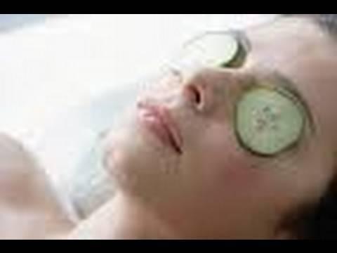 Remedio Natural para ojeras y ojos inflamados.