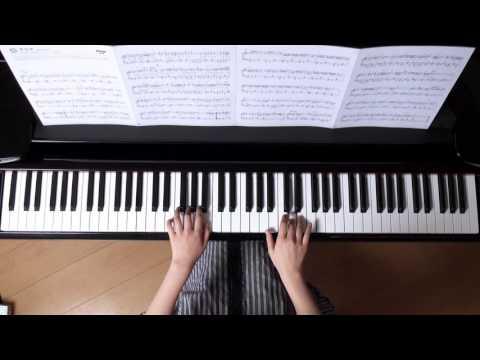 キセキ  ピアノ GReeeeN