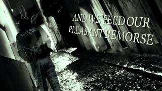MEMORIES OF A DEAD MAN - Trismegistus King (Lyrics Video)