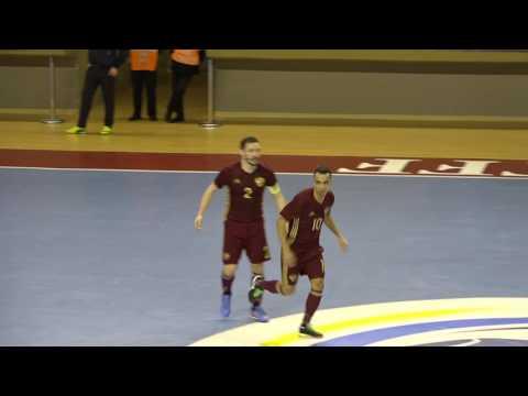 Отбор ЕВРО-18. Группа G. Словакия - Россия. 0:1