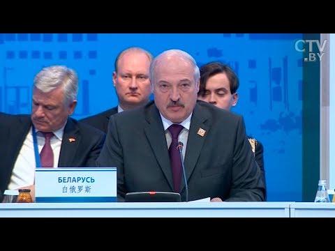 Александр Лукашенко: в ШОС Индия и Пакистан не просто приблизятся к решению проблем, но их решат