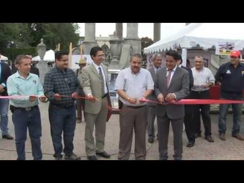 Inauguración Constru Expo 2014 Ciudad Guzmán