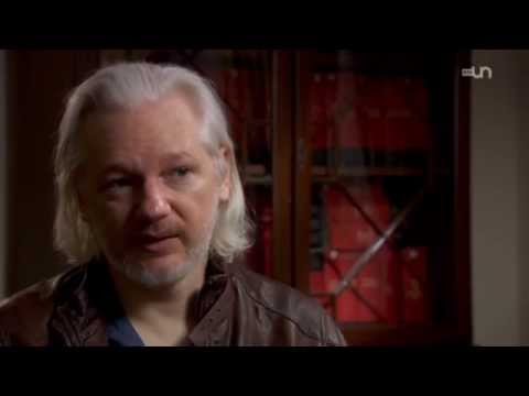 Pardonnez-moi - L'interview de Julian Assange