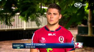 Rugby HQ - Reds Super Rugby season preview | Super Rugby Video Highlights