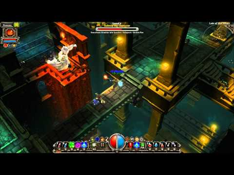 Os 3 bosses, mais levels upados - Torchlight #5