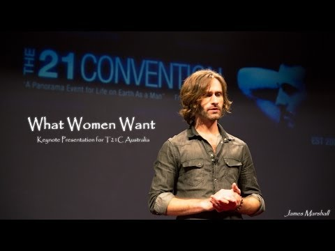 What Women Want | James Marshall | Full Length HD