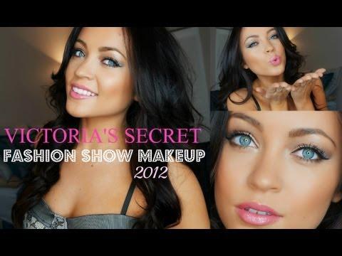 Victoria's Secret Fashion Show 2012 Makeup Tutorial