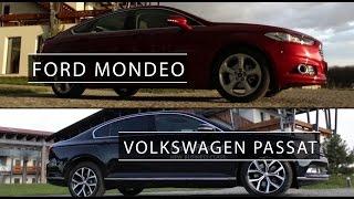 Ford Mondeo vs. Volkswagen Passat - Meciul secolului - Cavaleria.ro